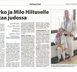 Jyväskylä Shiai, Junnu Cup 3.2