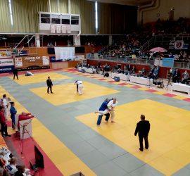 Judon SM 2018, Töölön kisahalli 5.-6.5.2018