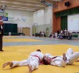 Marko Hiltuselle tupla-kultaa judon mestaruuskilpailuista